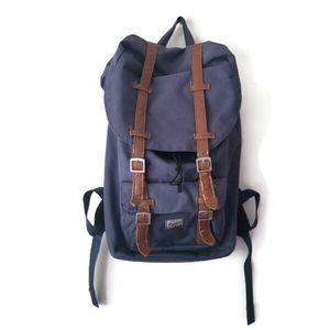 Herschel Supply backpack blue canvas